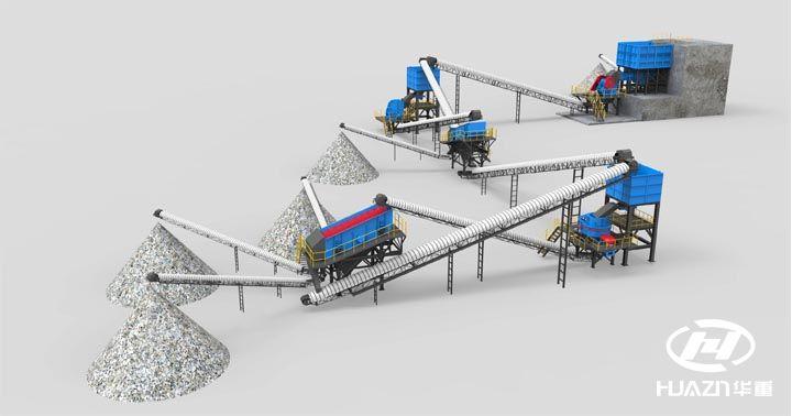 机制砂生产线方案