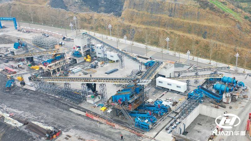 铁矿石制砂机械设备哪的生产厂家好?