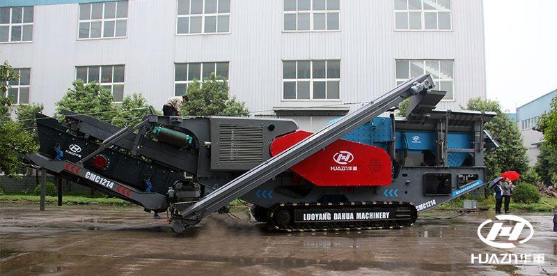 移动式破碎机先容,移动破碎机价格,移动破碎机生产厂家