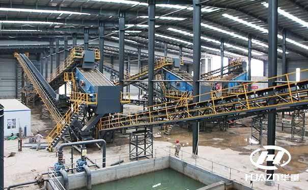 砂石生产线|砂石料生产线设备|砂石生产线设备应用范围