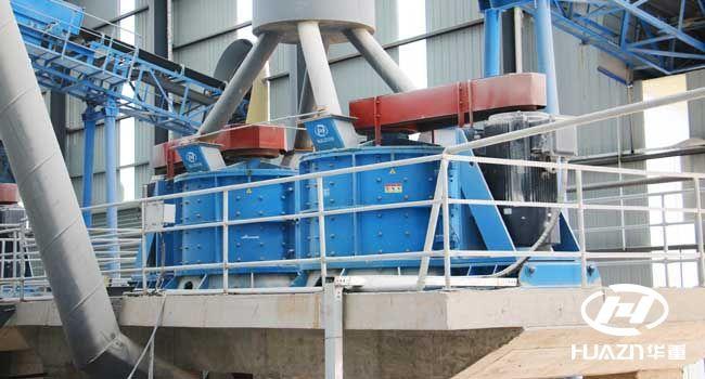 复合破碎机有四大因素影响其生产能力
