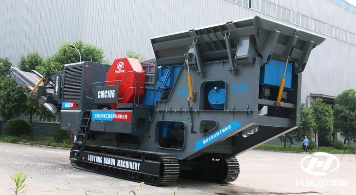 移动建筑垃圾破碎机的市场应用