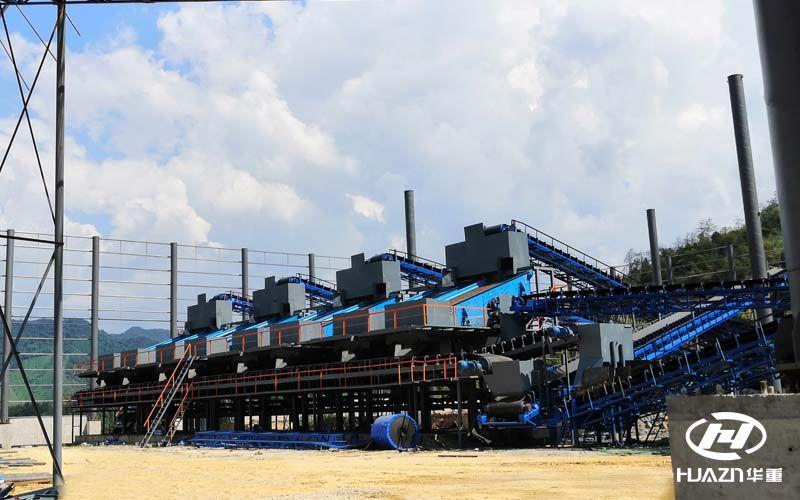 环保砂石骨料生产线的具备四大要点