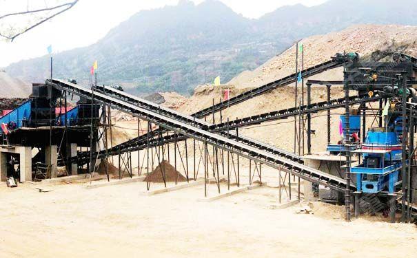 碎石机——加工生产各种矿石的重要设备