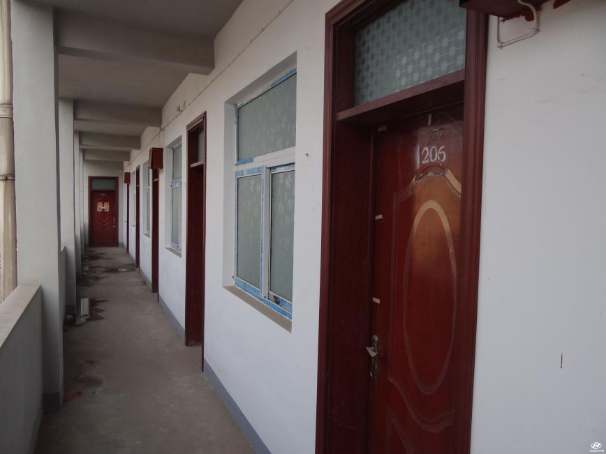 安乐厂区办公区域